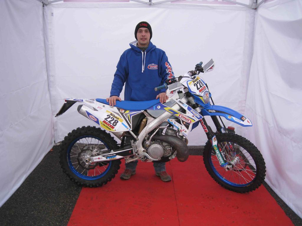 Under 23 Chieve, Jonathan De Stefano MC D'Ippolito Racing