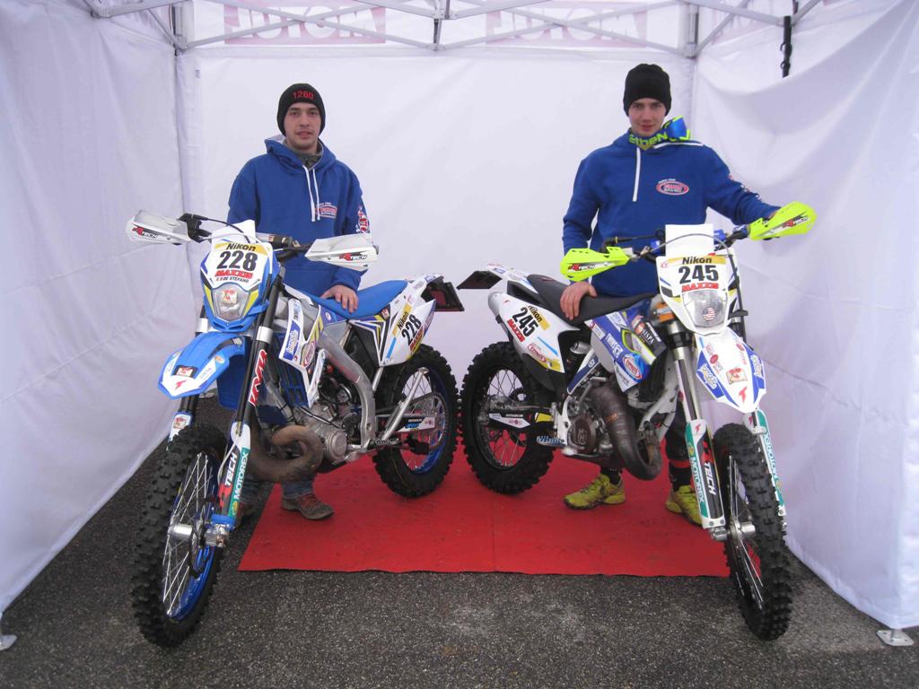 Under 23 Chieve, De Stefano e Silvi MC D'Ippolito Racing