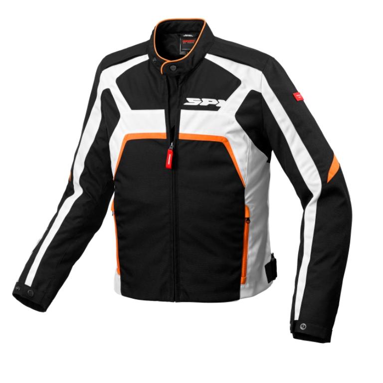 SPIDI, la nuova giacca EVO Rider Tex