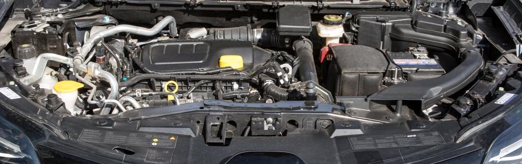 Kadjar 4x4, 130 Cv grazie al motore downsizing 1600 cc dCi