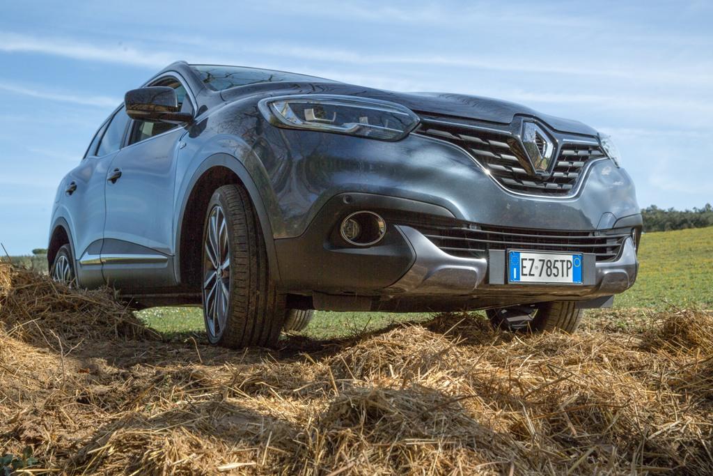 Renault Kadjar 4x4, molta cura dell'aerodinamica per il nuovo SUV Renault