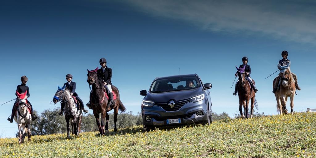 Renault Kadjar 2016, la 4x4 Bose francese