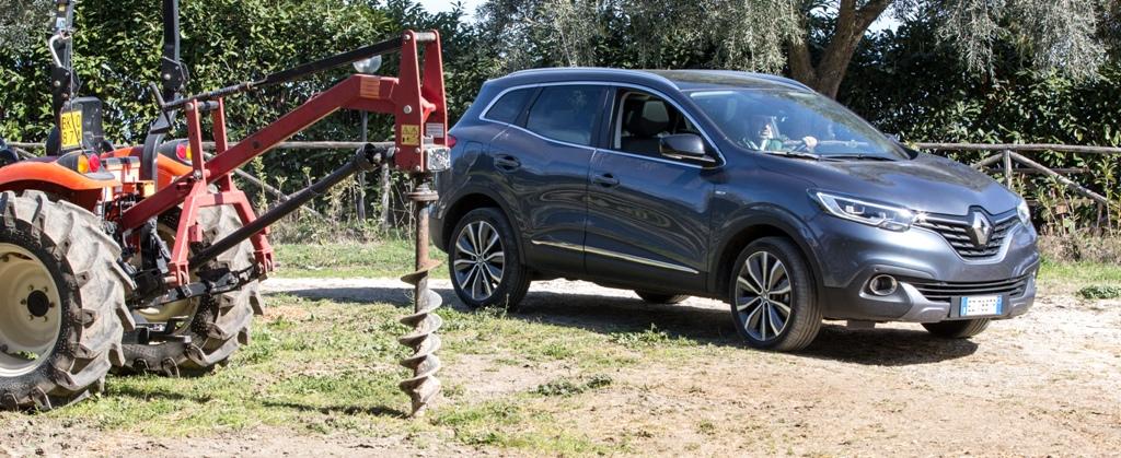 Renault Kadjar è lo strumento ideale per vivere la natura