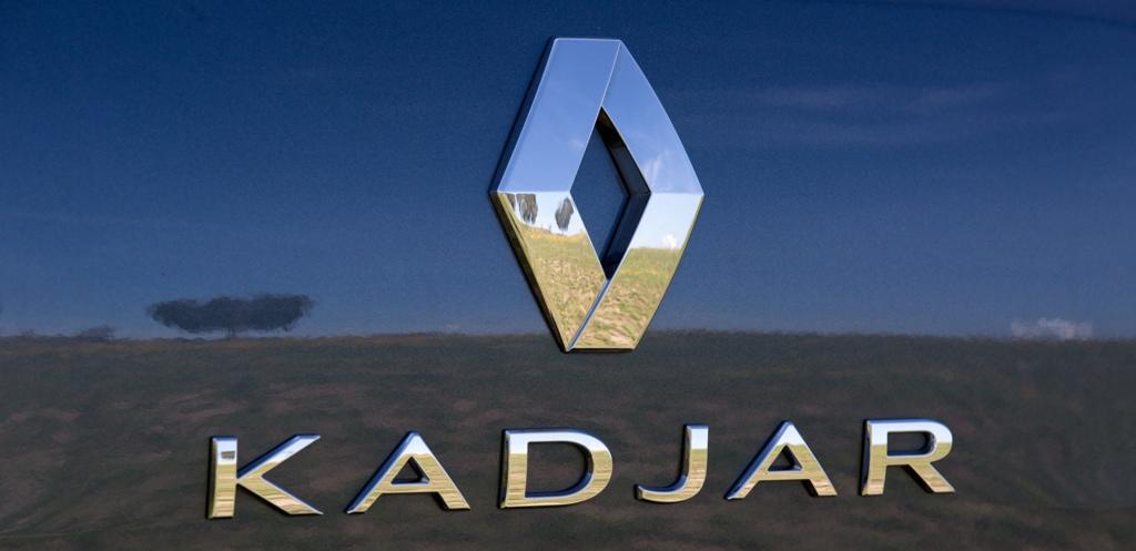 Il logo della Renault Kadjar