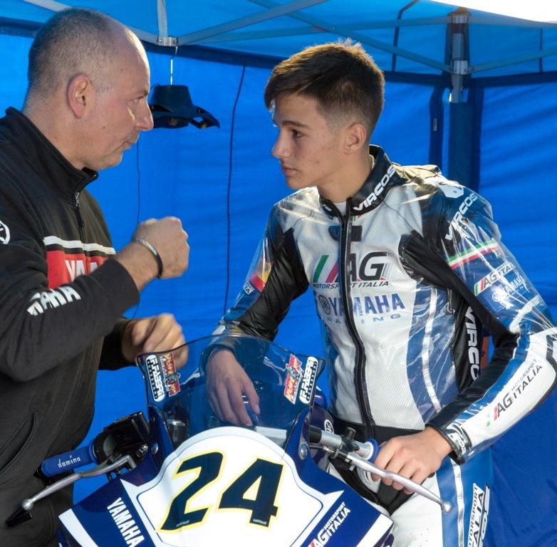 AG Motorsport 2016, Trofei Yamaha