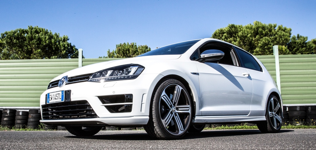 Golf R, 300 Cv e trazione integrale 4Motion