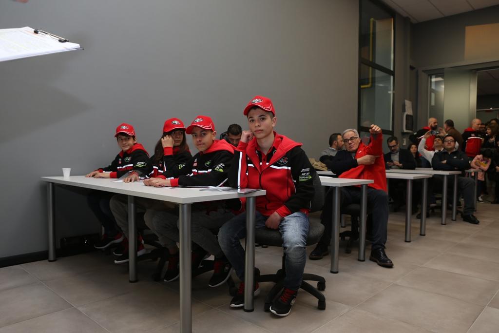RMU Racing è anche Academy per la formazione dei tecnici moto