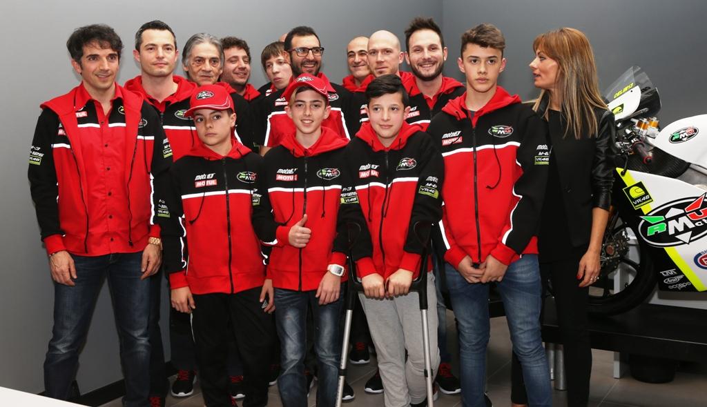 RMU Racing, un team giovane con idee innovative