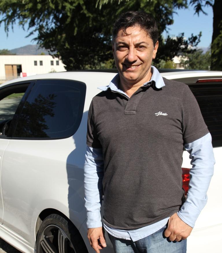 Il nostro lettore Mancini e la sua GTI da 400 CV