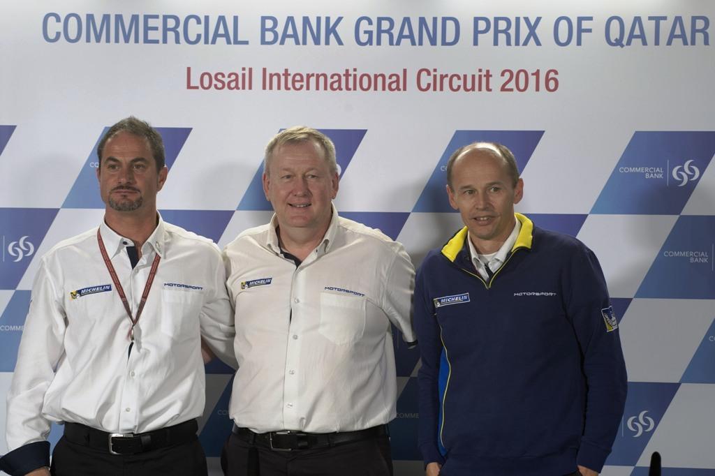 MotoGP 2016, gli uomini Michelin della MotoGP