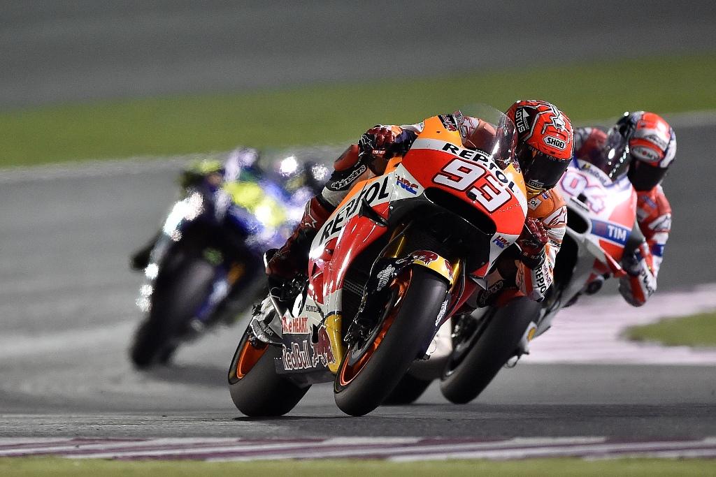 MotoGP Qatar 2016, Marc Marquez
