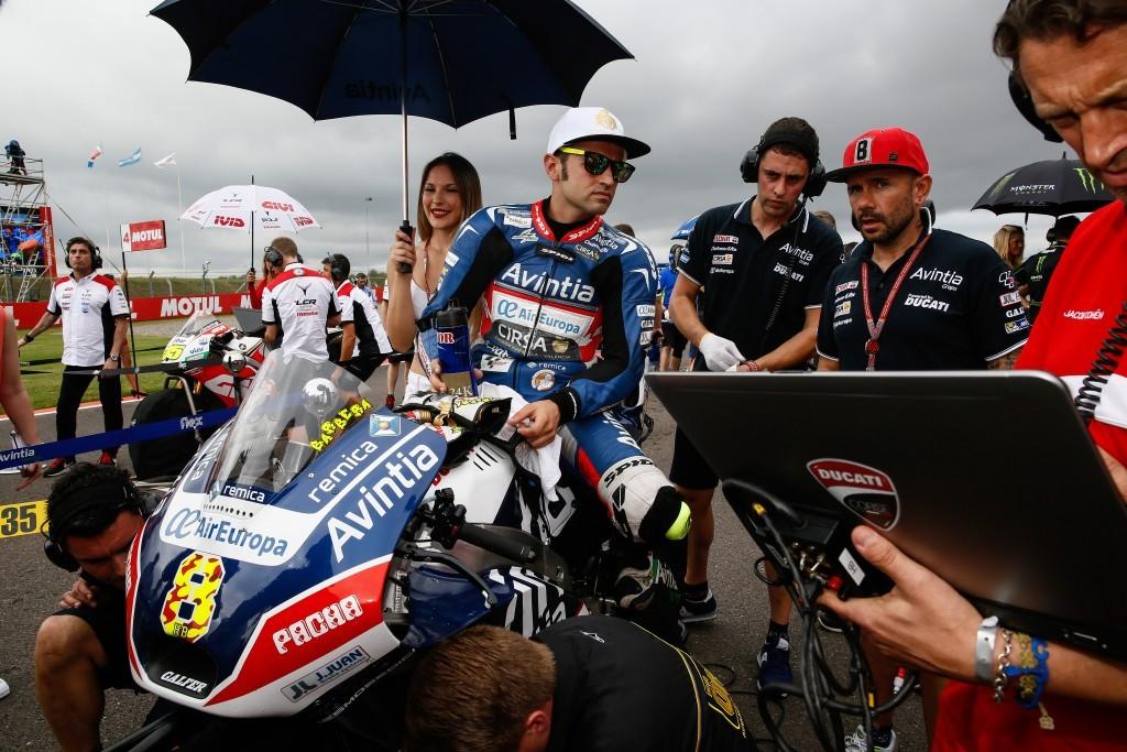 MotoGP 2016, Argentina, Barbera