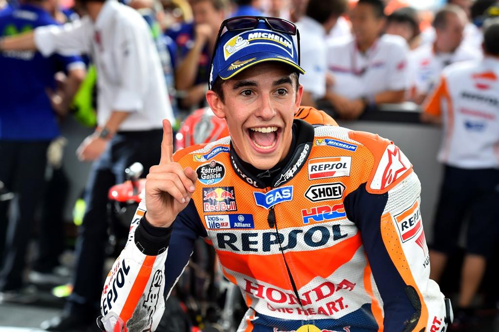 MotoGP 2016, Argentina, Marc Marquez