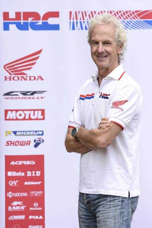 Martino Bianchi HRC