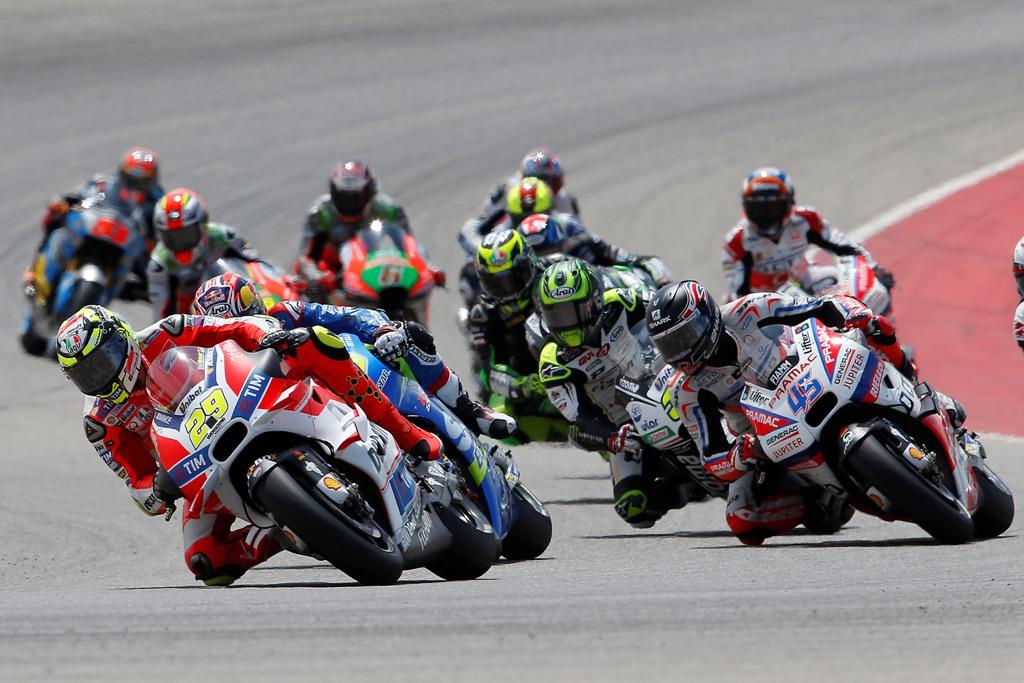 MotoGP 20116, Austin, Andrea Iannone