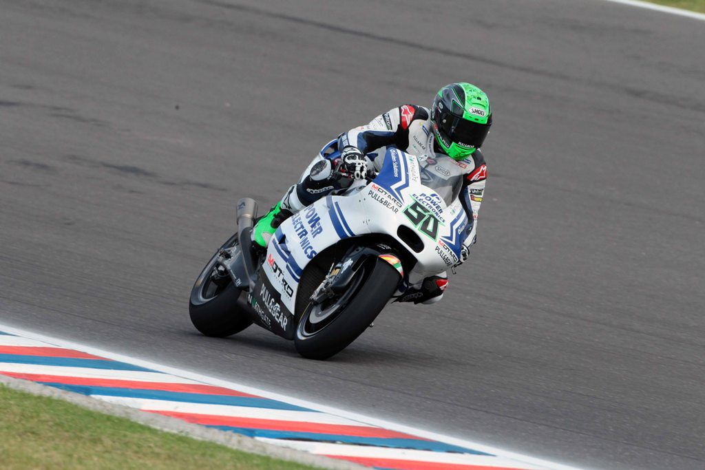 Laverty, MotoGP Argentina 2016