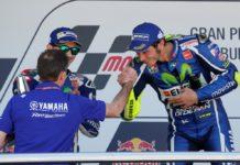 Vittoria speciale per Valentino Rossi
