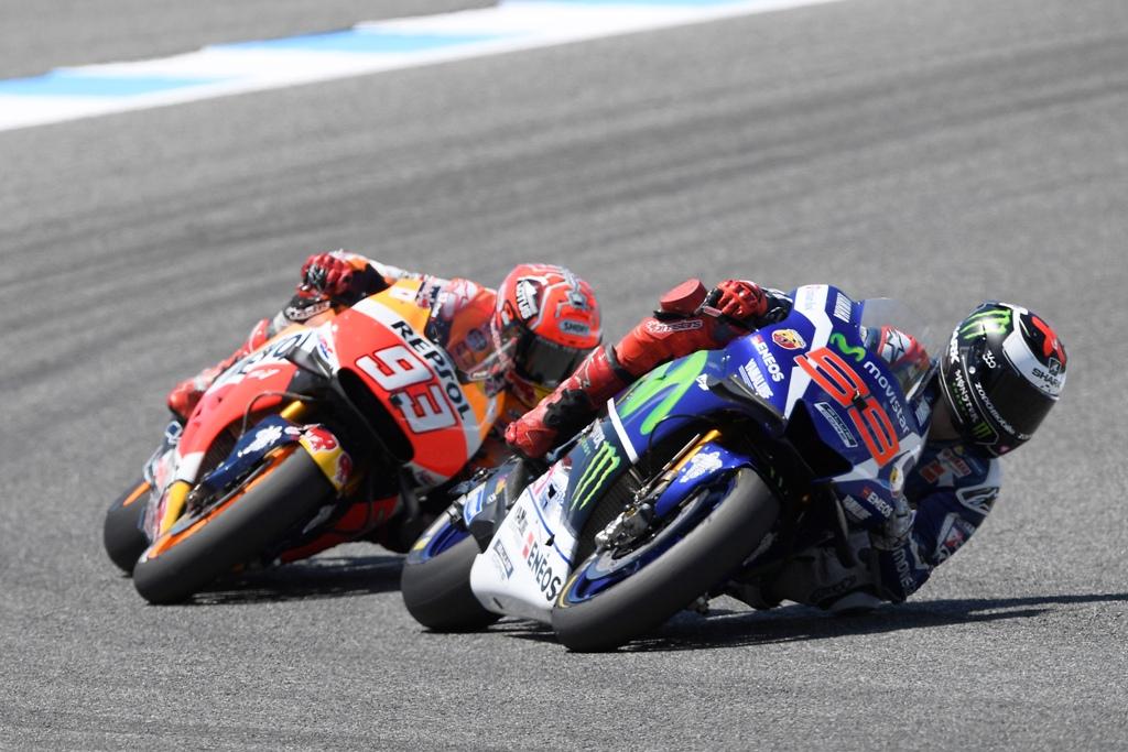 Jorge Lorenzo e Marc Marquez, due spagnoli a confronto...