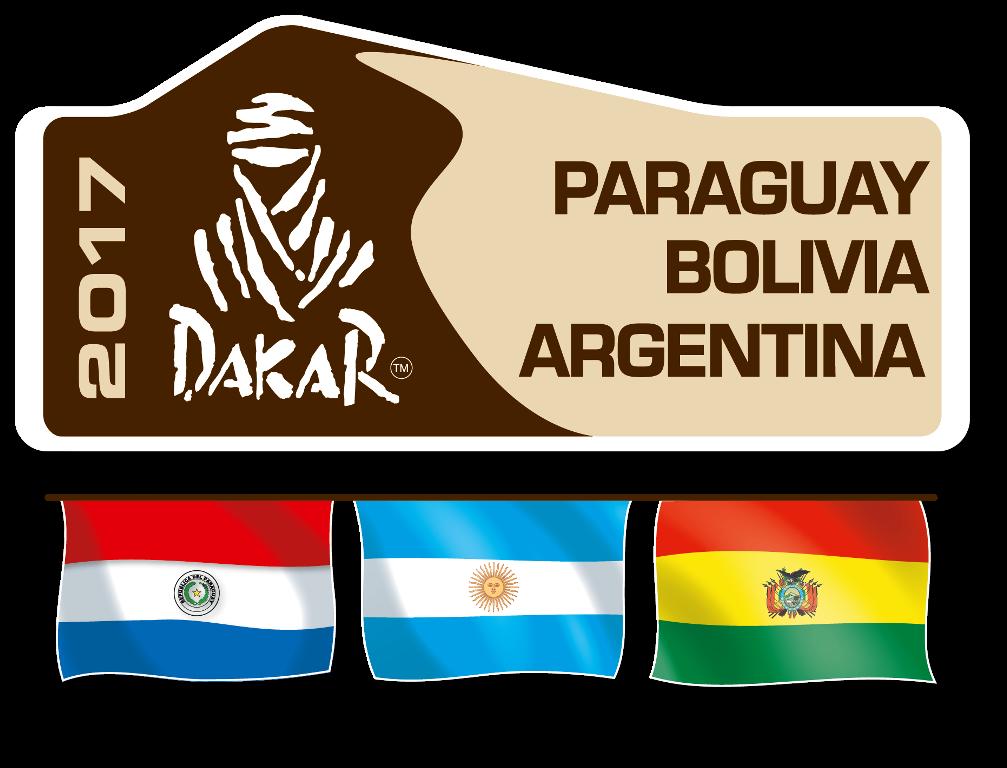Il logo della Dakar 2017