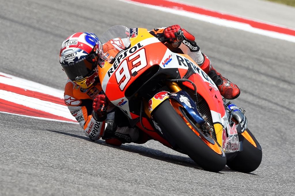 MotoGP 2016, Marc Marquez vince anche in Texas