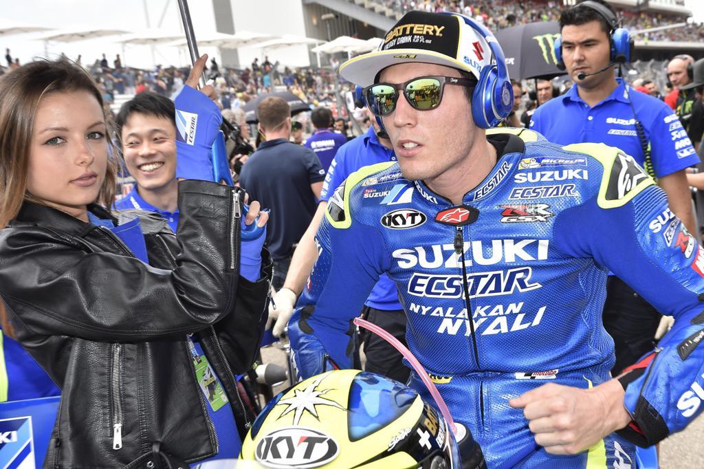 MotoGP 2016, Aleix Espargaro, quinto in Texas