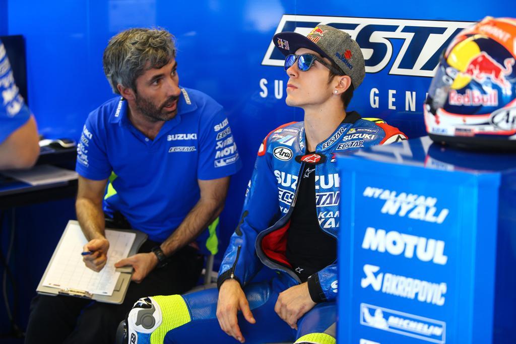 MotoGP, Maverik Vinales potrebbe arrivare in Yamaha con Rossi