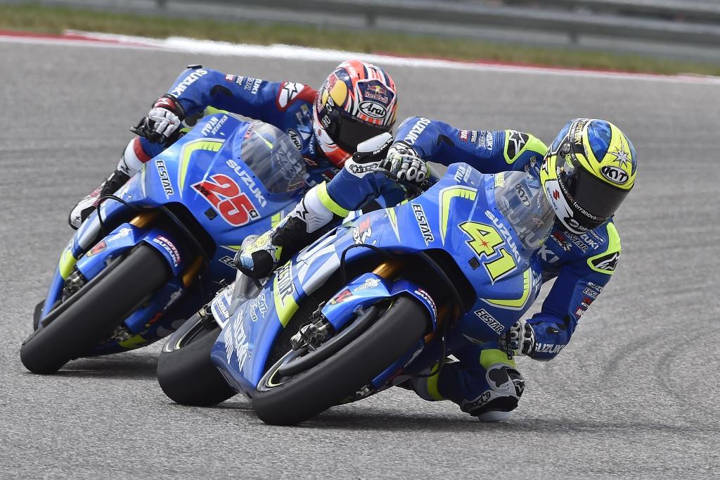 MotoGP 2016, Vinales e Espargaro, la GSX-RR oggi pronta al podio...