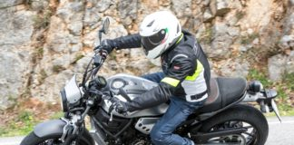 Yamaha XSR700, old style che piace