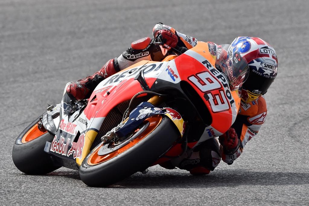 MotoGP 2016, Marc Marquez