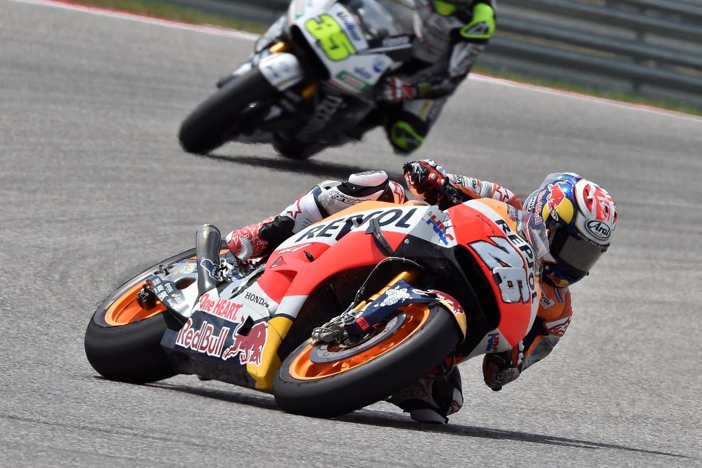 Dani Pedrosa, MotoGP Texas