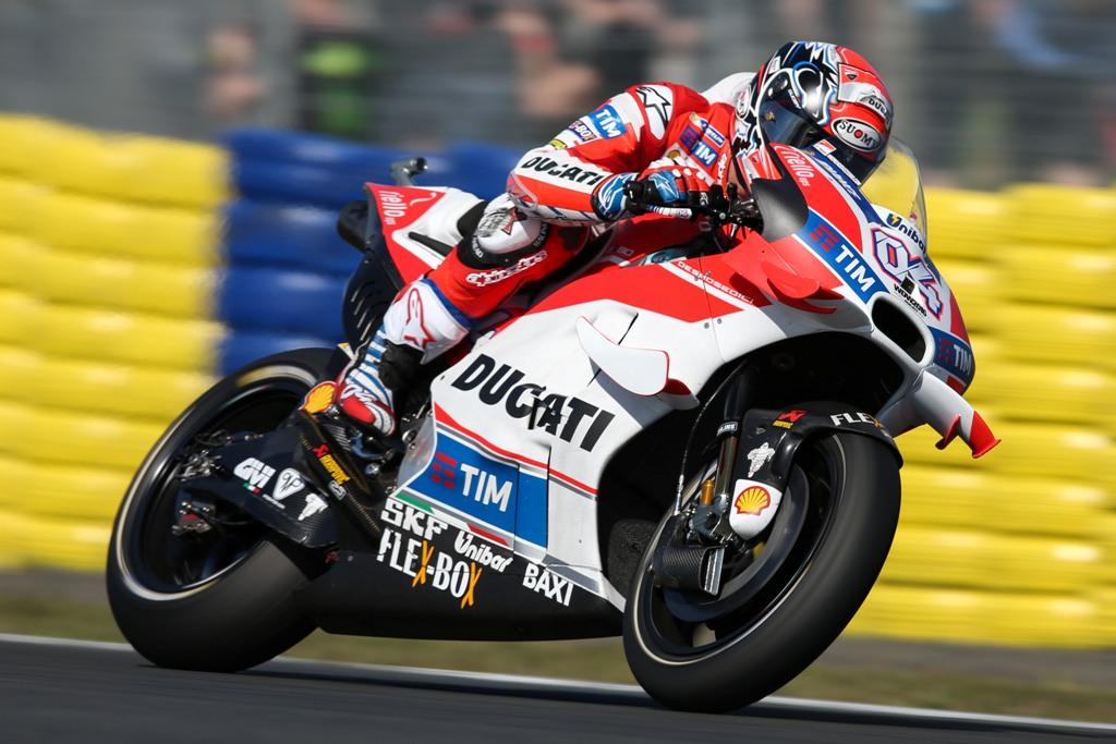 Andrea Dovizioso Le Mans