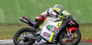 """RMU Racing, la MM3 di """"Cele"""" a Vallelunga"""