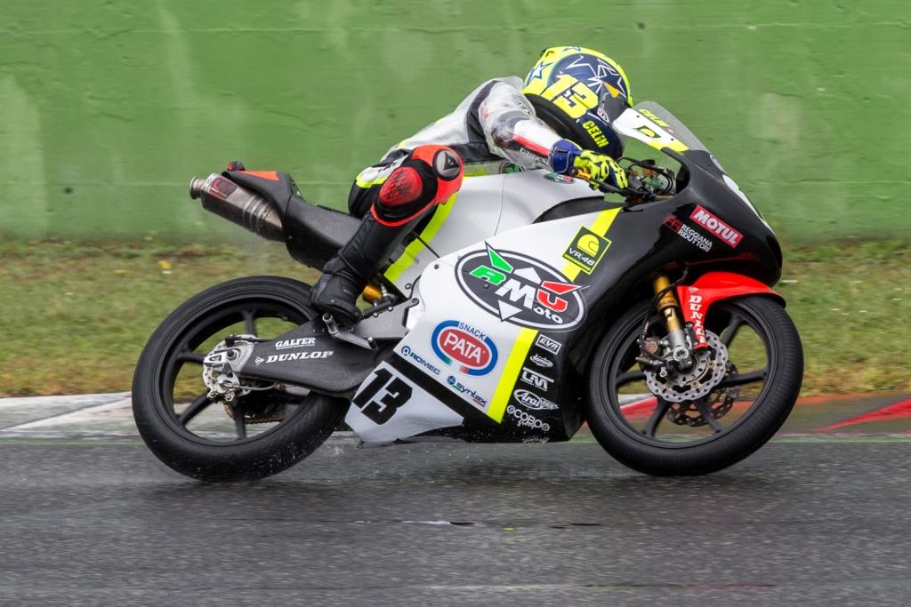 RMU Racing, la MM3 di