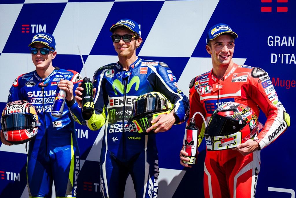 Qualifiche Mugell, Rossi, Vinales e Iannone