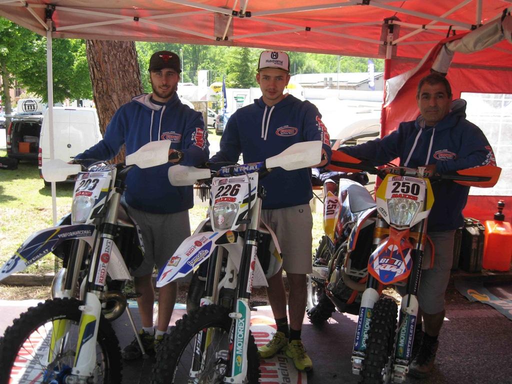 team D'Ippolito Racing 2016