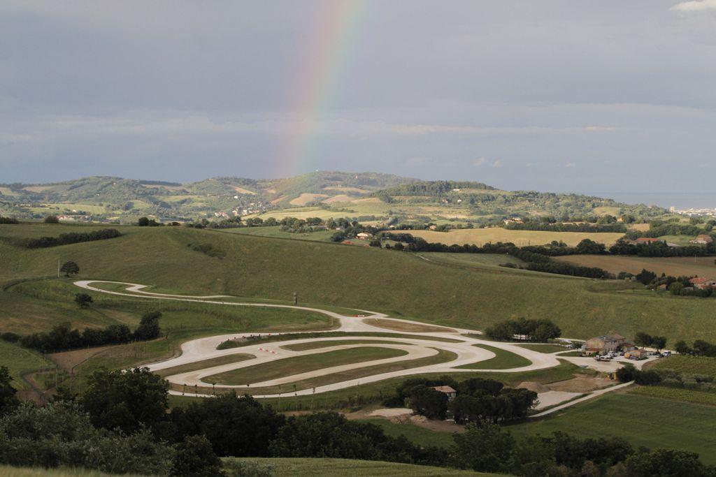 il Ranch di Tavulla della VR46 Riders Academy