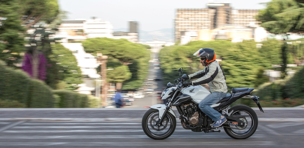 CB500F 2016, Honda
