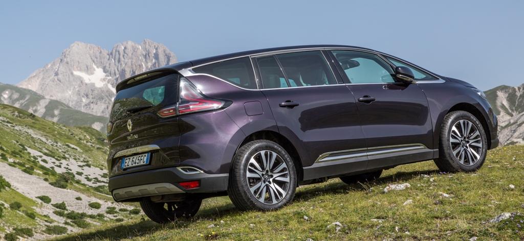 il nuovo Renault Espace, concetto Multi-Sense