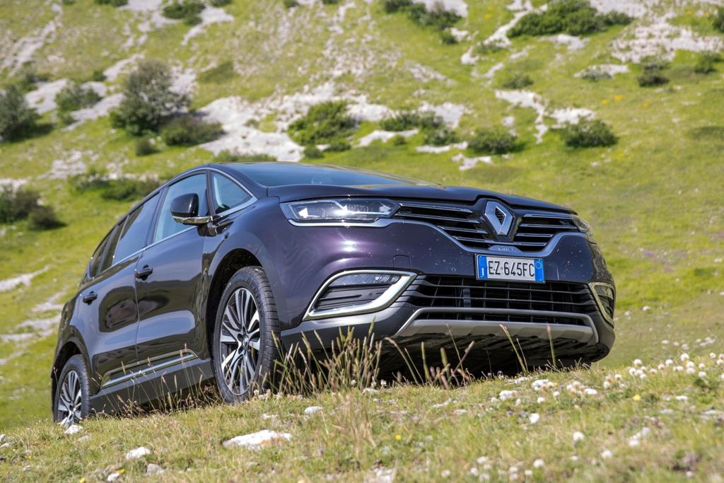 Il SUV Renault Multi-Sense