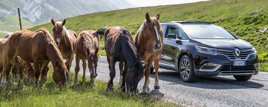 Renault Espace, un nuovo contatto con le sensazioni