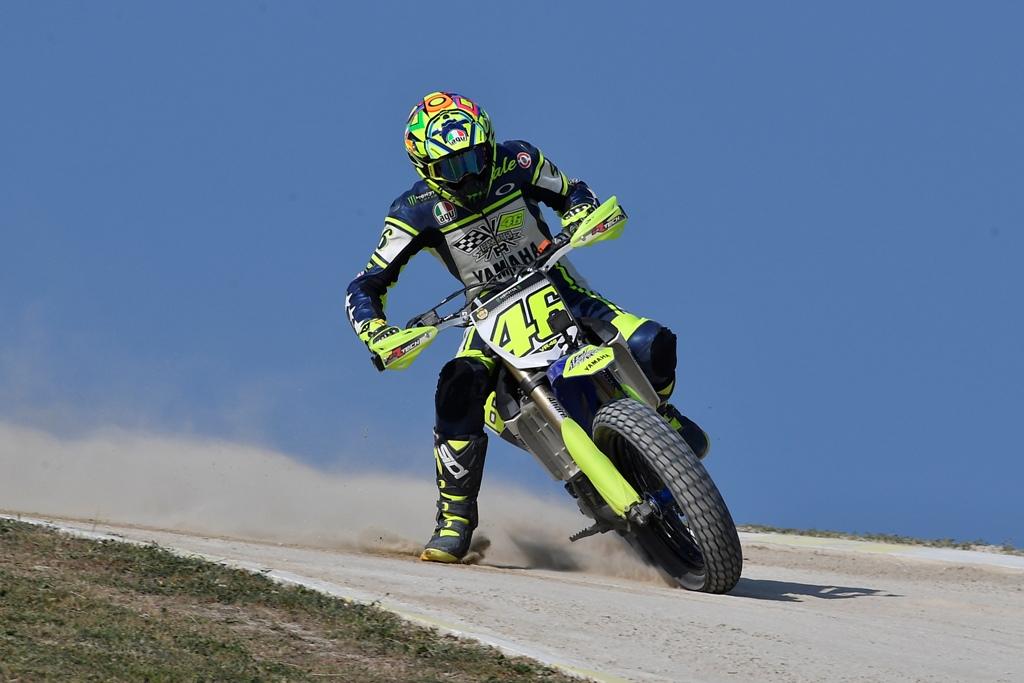 Valentino Rossi al ranch