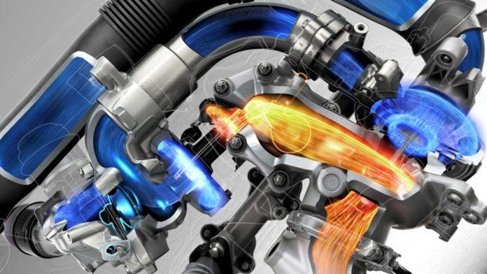 motore twinturbo dCi 160 RENAULT