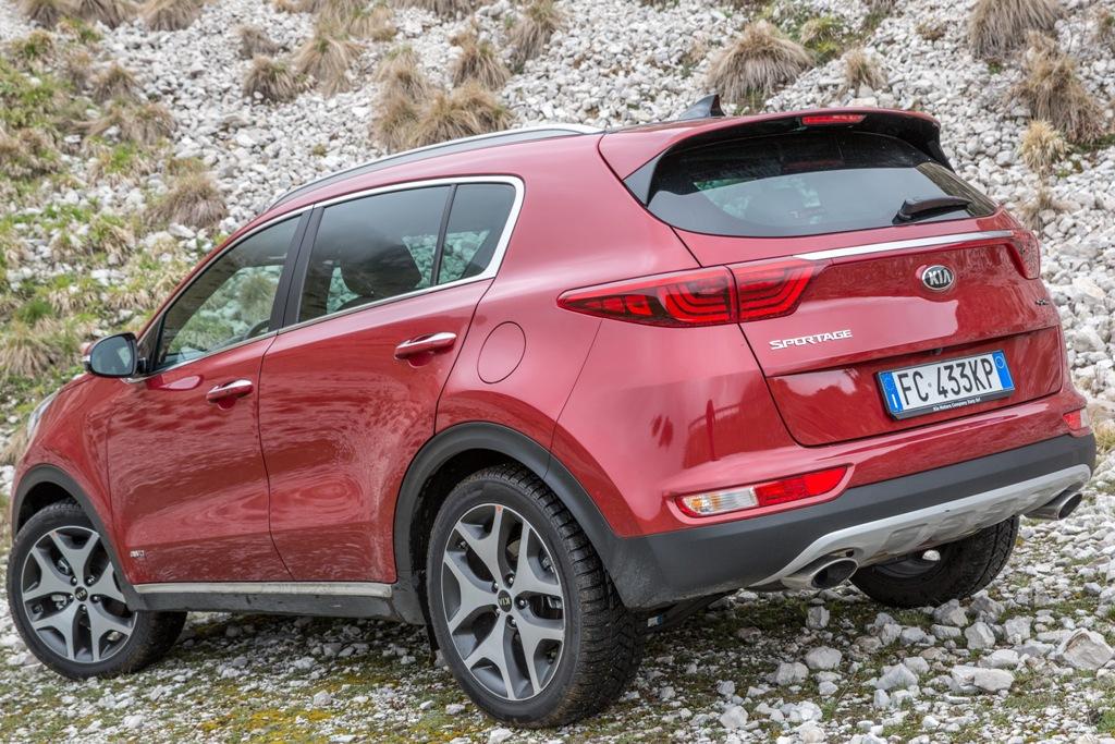 Kia Sportage, il nuovo SUV Kia è più aggressivo