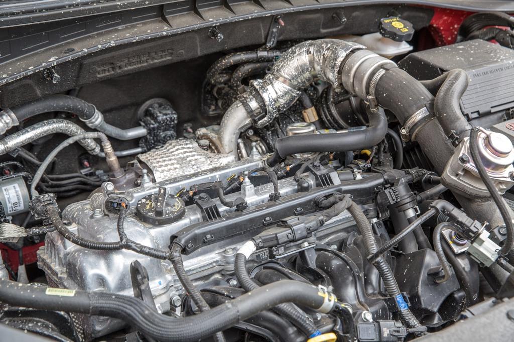 177 Cv per il 4 cilindri Kia turbo