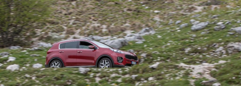 KIa Sportage 2016 AWD GT Line
