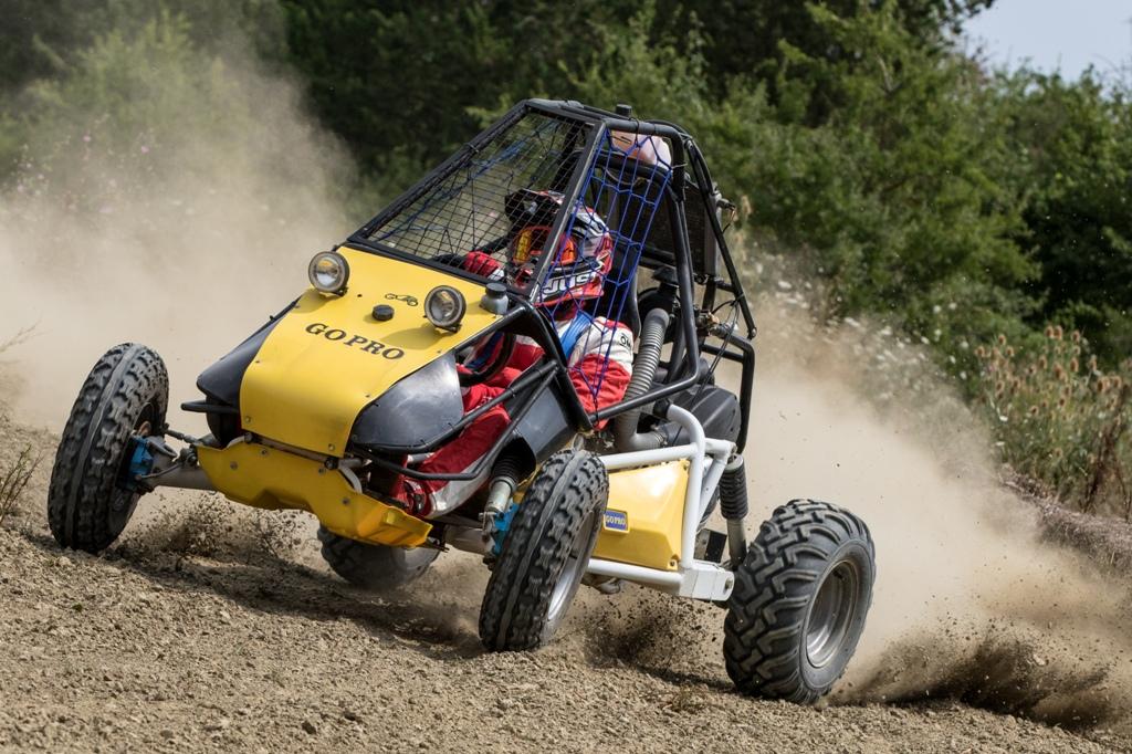 La prova del GO PRO Tavoni 500 cc