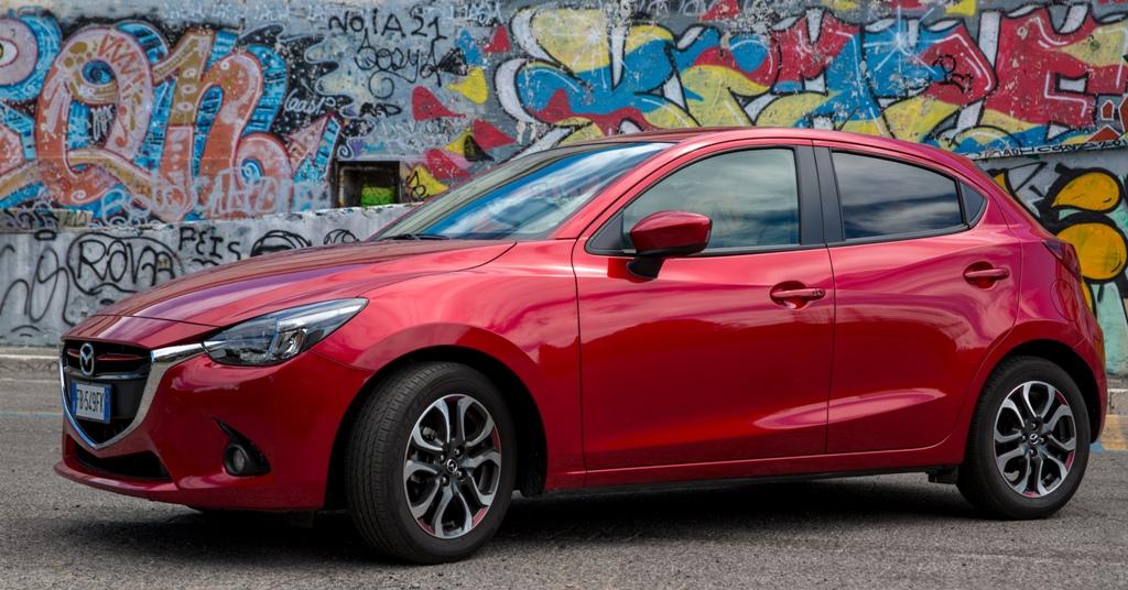 Mazda 2, ecco la versione top con motore turbodiesel 1.5 da 105 Cv