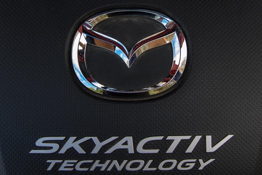 SKYACTIVE TECNOLOGY, il logo Mazda del futuro