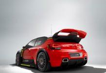 WRC 2017 Citroen, spoiler più grandi per il nuovo regolamento FIA