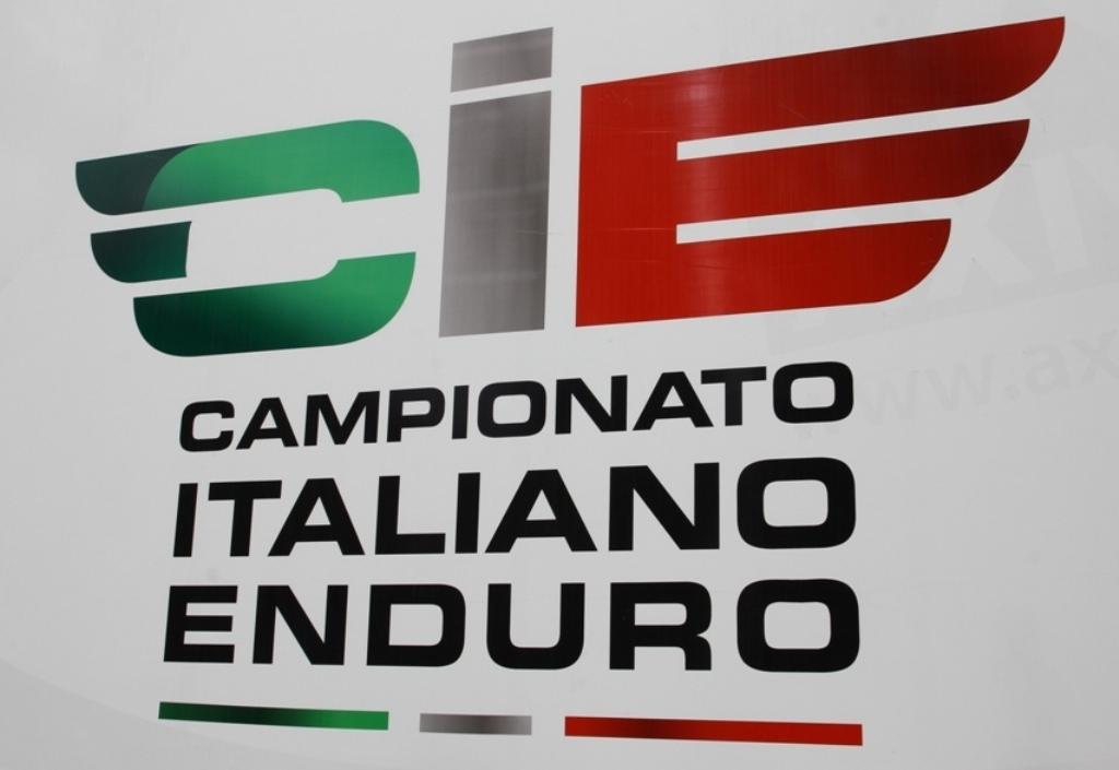 il logo dell'italiano enduro